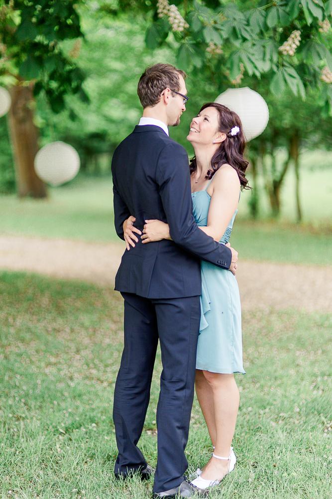 Hochzeit zu zweit schloss