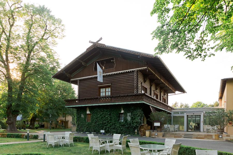 Relais & Châteaux Hotel Bayrisches Haus